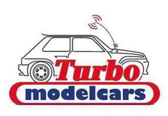 Turbomodelcars - Miniatuurvoertuigen op schaal - Logo